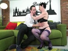 Зрелые дамы секс в контакте