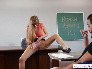 Красивые русские училки порно видео