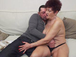 Порно очень старых бабушек